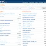Job-mo.ru в рейтинге Пульс Опроса.