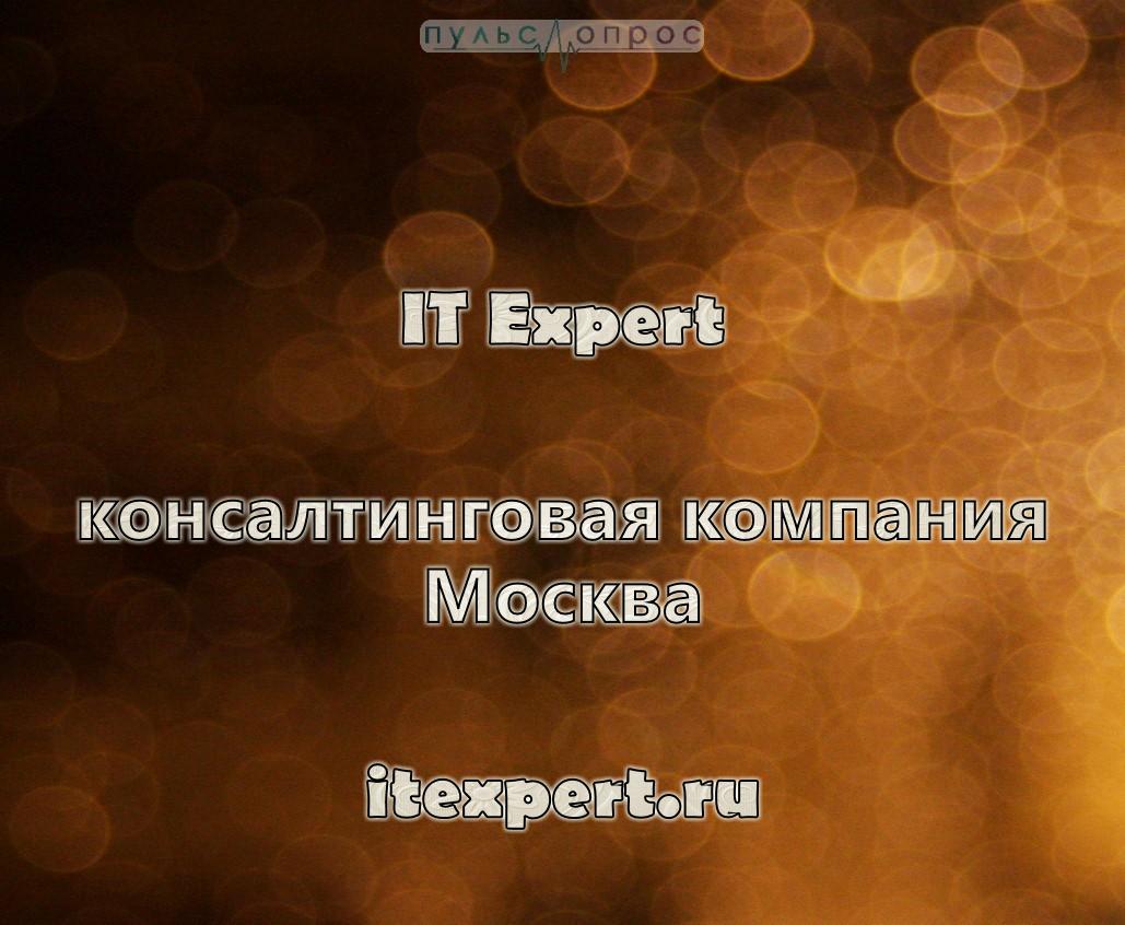 IT Expert-консалтинговая компания